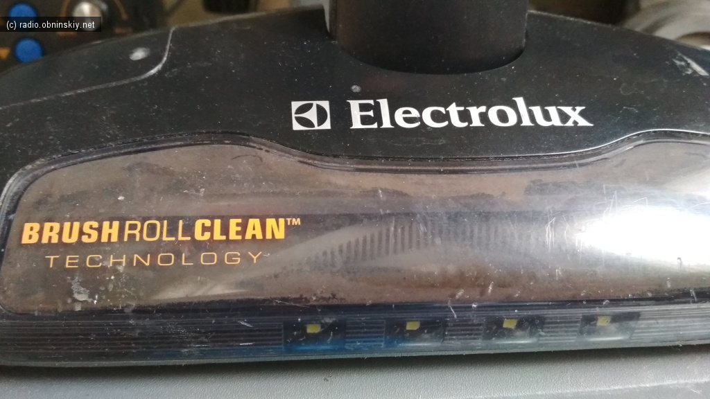 ELECTROLUX шётка пылесос отстой не работает не тянет