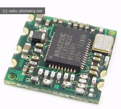 Самодельный WiFi адаптер на RTL8188