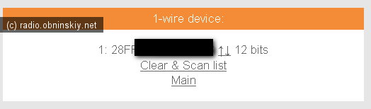 настройка wifi-iot ds18b20 esp8266 пример bmp180 narodmon 16x2 i2c