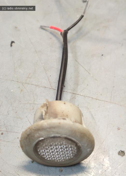 фонарик порога от nissan ke5431ka32s1  ремонтируем или аналог
