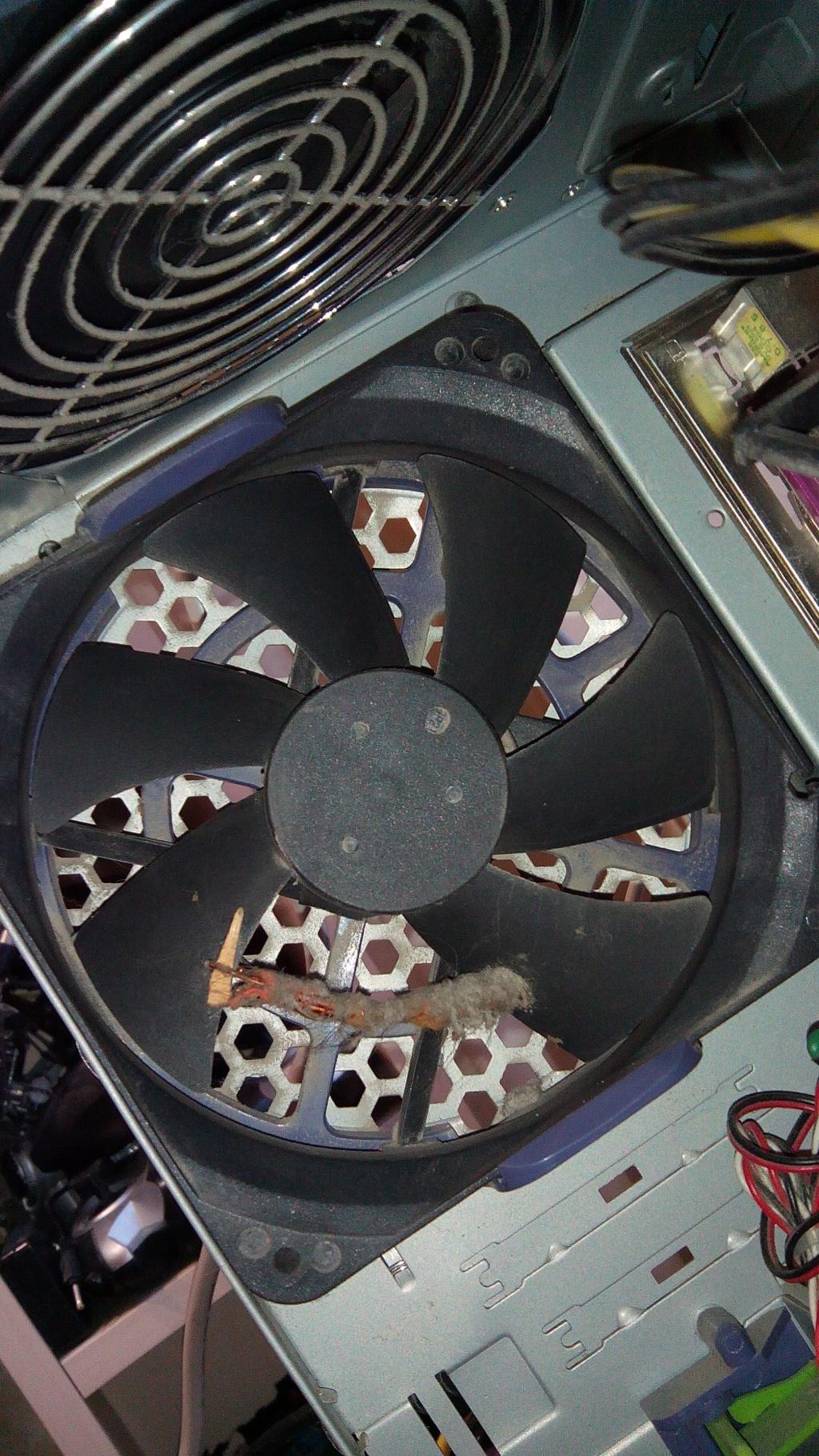 вибрация вентилятора есть решение