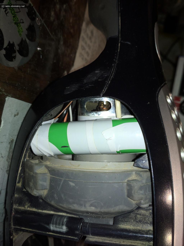 электролюкс замена батарей на 18650 как заменить